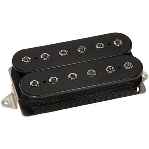 DiMarzio DP252BK Gravity Storm Neck Humbucker Guitar Pickup, Black