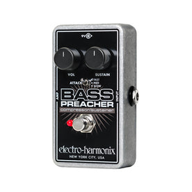 Electro-Harmonix Bass Preacher Compressor/Sustainer Effects Pedal