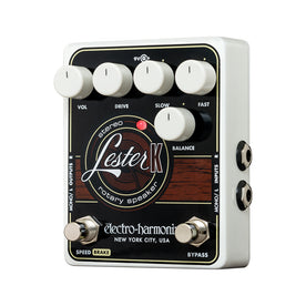 Electro-Harmonix Lester K Stereo Rotary Speaker Guitar Effects Pedal