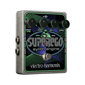 Electro-Harmonix Superego Synth Engine Guitar Effects Pedal