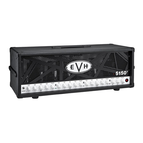 EVH 5150 III 100W Guitar Tube Amplifier Head, Black