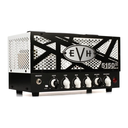 0c5d8dd02d1 EVH 5150III 15W LBXII Guitar Tube Amplifier Head