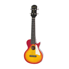 Epiphone Les Paul Ukulele w/Bag, Heritage Cherry Sunburst
