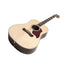 Gibson 2018 Songwriter Deluxe Studio Acoustic Guitar w/Case, Antique Natural