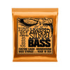 Ernie Ball Hybrid Slinky Nickel Wound Electric Bass Strings, 45-105
