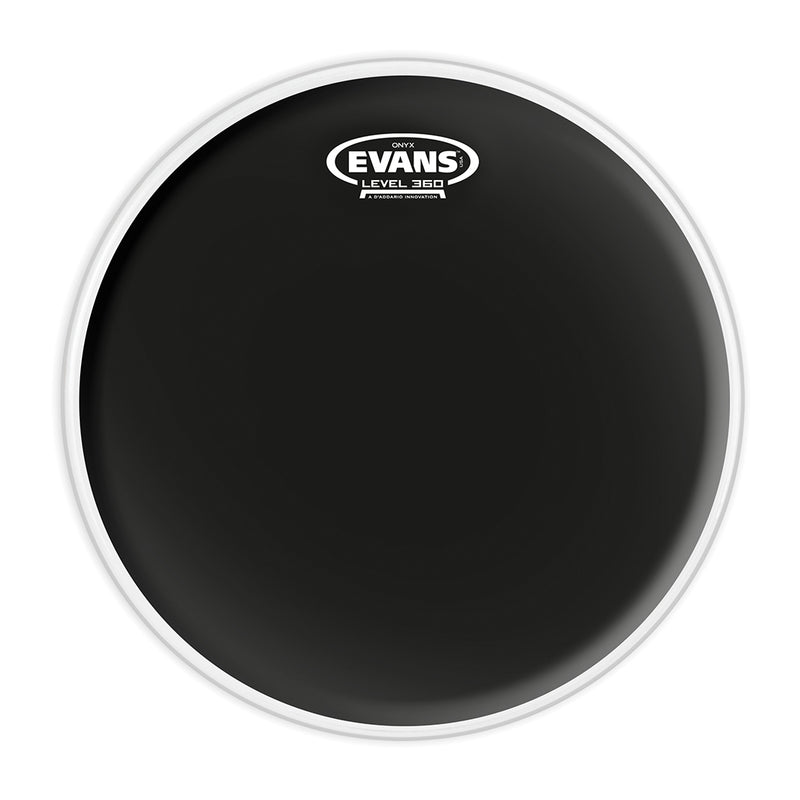 Evans B10ONX2 10inch ONYX - Snare/Tom/Timbale