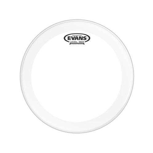 Evans BD22GB3C 22inch EQ3 Frosted - Bass