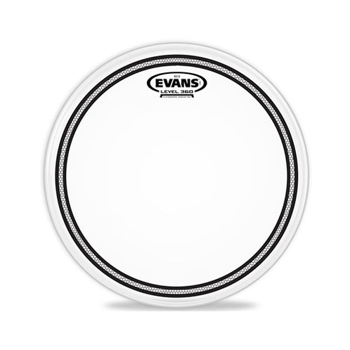 Evans ETP-EC2SCTD-R EC2 Frosted Tom Pack (10,12,16inch) - Rock