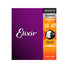 Elixir 11152 Nanoweb Light 80/20 Bronze 12-String Acoustic Guitar Strings 10-47