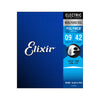 Elixir 12000 Polyweb Electric Guitar Strings 9-42