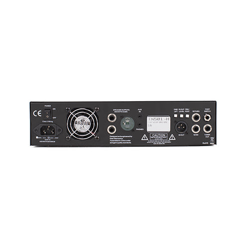 Eden Terra Nova TN501-E 500W Bass Amplifier Head