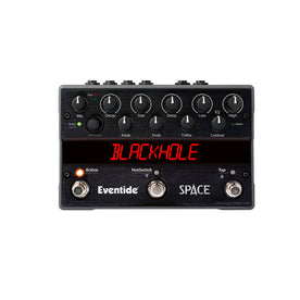 Eventide Space Reverb Guitar Effects Pedal, UK Plug