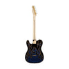 Fender James Burton Telecaster Guitar, Maple Neck, Blue Paisley Flames