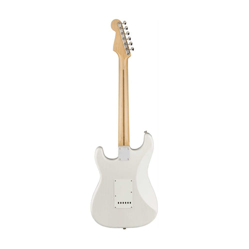 Fender American Original 50s Stratocaster Electric Guitar, Maple FB, White Blonde