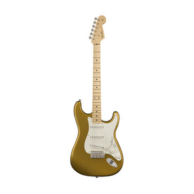 Fender American Original 50s Stratocaster Electric Guitar, Maple FB, Aztec Gold (B-Stock)