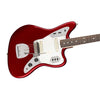 Fender American Original 60s Jaguar Electric Guitar, Rosewood FB, Candy Apple Red