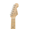 Fender American Elite Stratocaster Electric Guitar, Maple FB, Champagne