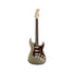 Fender American Elite Stratocaster HSS Shawbucker Electric Guitar, Ebony FB, Champagne