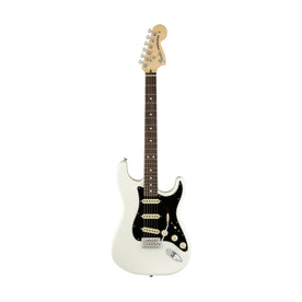Fender American Performer Stratocaster Electric Guitar RW FB, Arctic White