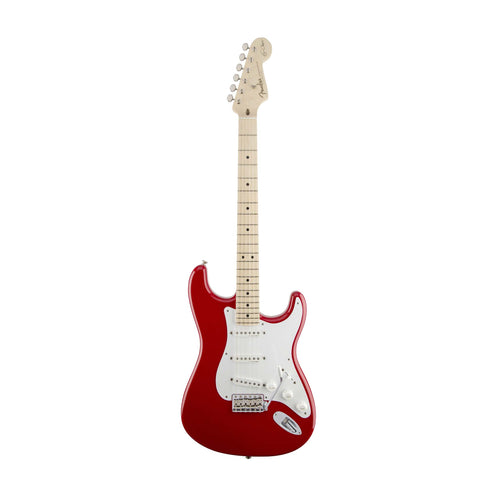Fender Artist Eric Clapton Stratocaster Guitar, Maple Neck, Torino Red