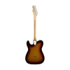 Fender Classic Series 72 Telecaster Custom Guitar, Maple Neck, 3-Tone Sunburst, w/Gigbag