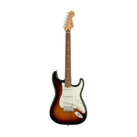 Fender Player Stratocaster Electric Guitar, Pau Ferro FB, 3-Tone Sunburst
