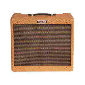 Fender Limited Edition Blues Junior Combo Guitar Tube Amplifier, Lacquered Tweed, UK