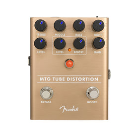 Fender MTG Tube Distortion Guitar Effects Pedal