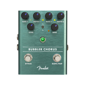 Fender Bubble Chorus Guitar Effects Pedal