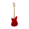 Squier Bronco 4-String Bass, Maple FB, Torino Red