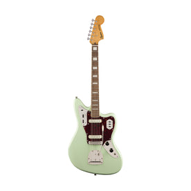 Squier Classic Vibe 70s Jaguar Electric Guitar, Laurel FB, Surf Green
