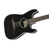 Fender Stratacoustic Acoustic Guitar, Black