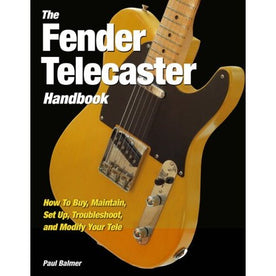 The Fender Telecaster Handbook