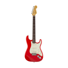 Fender Souichiro Yamauchi Signature Stratocaster Electric Guitar, RW FB, Fiesta Red