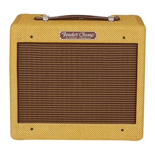 Fender 57 Custom Champ Guitar Tube Combo Amplifier, 230V