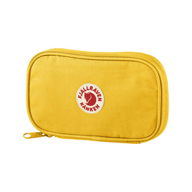 Fjallraven Kanken Travel Wallet, Warm Yellow