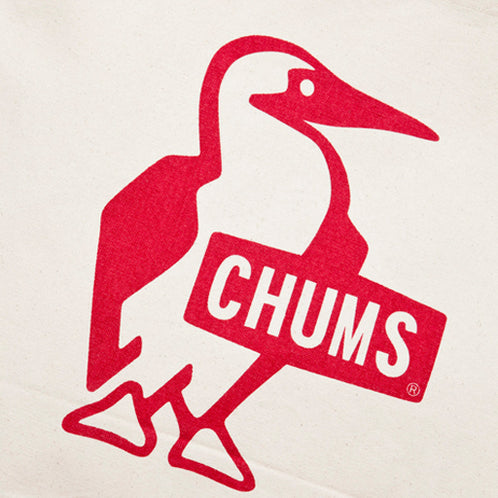 Chums Booby Canvas Tote, Red
