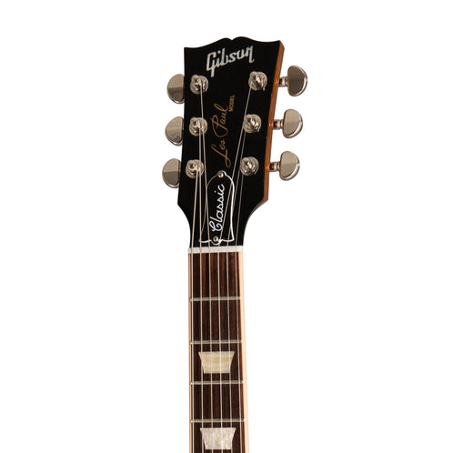 Gibson 2019 Les Paul Classic Electric Guitar, Gold Top
