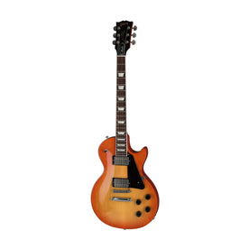 Gibson 2019 Les Paul Studio Electric Guitar, Tangerine Burst