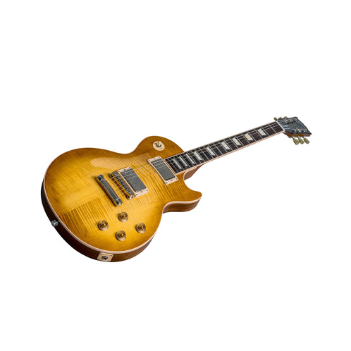 Gibson 2018 Les Paul Traditional Electric Guitar w/Case, Honey Burst