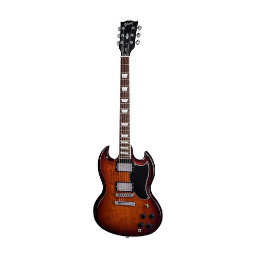 Gibson 2018 SG Standard Left-Handed Electric Guitar, Autumn Shade