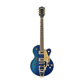 Gretsch G5655TG Electromatic Centre Block Jr Single-Cut Guitar w/Bigsby, Azure Metallic