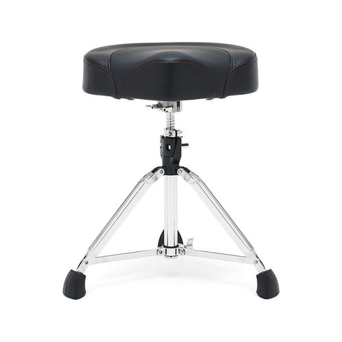 Gibraltar 9608-2T 2-Tone Compact Saddle Seat Drum Throne