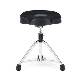 Gibraltar 9608MW2T Airtech Oversized Saddle Drum Throne