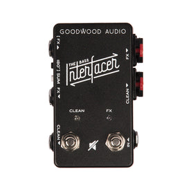 Goodwood Audio The Bass Interfacer Bass Pedal