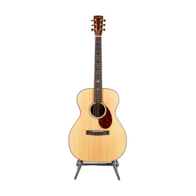 Huss & Dalton Model OM Custom Standard Sitka Spruce/EIR Acoustic Guitar w/Case, Natural