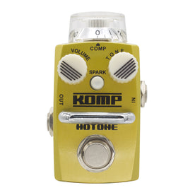 Hotone Skyline Series Komp Analog Compressor Guitar Effects Pedal