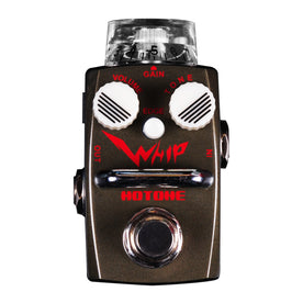 Hotone Skyline Series Whip Analog Metal Distortion Guitar Effects Pedal