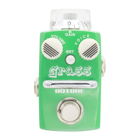 Hotone Skyline Series Grass Analog Overdrive Guitar Effects Pedal