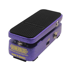 Hotone Press Series Vow Press Mini Volume/Wah Guitar Effects Pedal